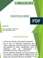 PUENTES DE FIBRA
