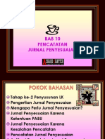 PPT bab 10 Jurnal Penyesuaian.ppt