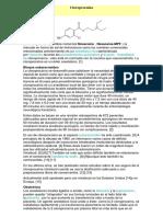 cloroprocaína