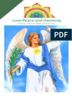 (7) -1-31 Ocak 2009 - Love Peace and Harmony Journal
