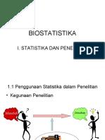 Statistika Dan Penelitian