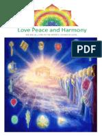 (8) -1-28 Şubat 2009 - Love Peace and Harmony Journal