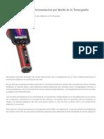 Control de Calidad de Pavimentación Por Medio de La Termografía