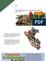 BIODIVERSIDAD Intro y Diversidad Biologica 1era Oarte