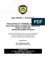 Perangkat Pembelajaran Mtk Minat X (Kaldik, RME, Prota, Promes, Silabus, RPP).docx