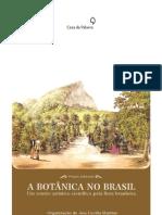 A botânica no Brasil