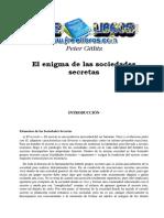 El Enigma De Las Sociedades Secretas - Peter Gitlitz-FREELIBROS.pdf