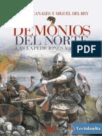 Demonios Del Norte - Carlos Canales