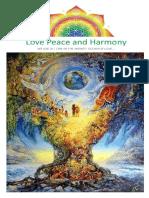 (12) -1-30 Haziran 2009 - Love Peace and Harmony Journal