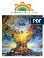 (12) -1-30 June 2009 - Love Peace and Harmony Journal