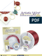 Artistic Wire Catalog