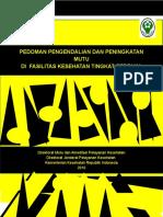Pedoman Mutu Di FKTP, Edit Taufiq 02517-Thn 2016