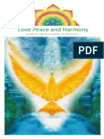 (16) -1-31 October 2009 - Love Peace and Harmony Journal