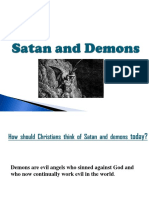 Chapter 20 Satan and Demons