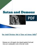 Chapter 20 Satan and Demons