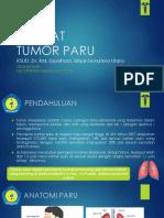PPT Tumor Paru
