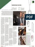 Gazet Van Antwerpen Weekend De markt
