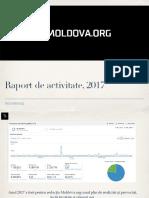 Raport de Activitate 2017 Sud Est Junior