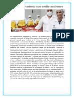 La Exportación de Langostinos y Mariscos y La Incursión en El Mercado de Valores Marcan La Trayectoria de Natluk
