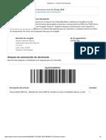 Amazon.es - Centro de Devoluciones