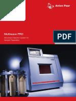 Anton-Paar - Multiwave Pro