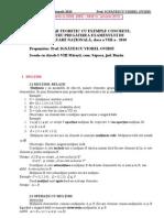 Formule Algebra Viorel Ignatescu