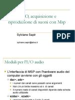 07Audio I-O