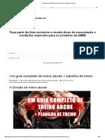 Um guia completo de treino abcde + planilha de treino.pdf