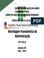 Abordagem_Humanística_Administração