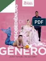 Desobediencias de Genero Joao Manuel de Oliveira