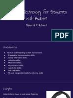 assissitve technology autism