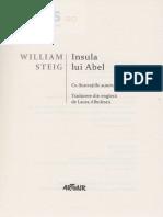 Insula Lui Abel - William Steig