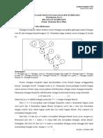 Analisis Kompleks Pertemuan I oleh Rasmuin BM