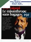 V.S Naipaul - Le misanthrope sans bagages