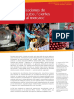 Organizaciones de productores autosuficientes