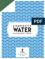 Composite Water Management Index