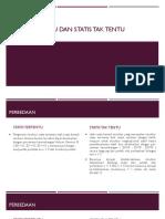 5. Statis tertentu dan statis tak tentu.pptx