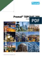 Promat-« Topcoat 200