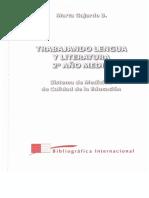 Trabajando Lengua y Literatura Segundo Año Medio -2017