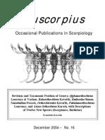 Euscorpius