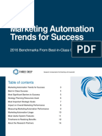 Marketing Automation Trends for Success