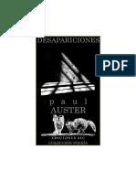Paul Auster - Desapariciones (Poesia).pdf