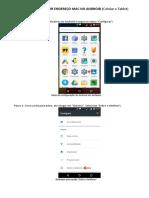 Como Descobrir Endereço Mac No Android