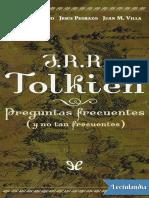 J R R Tolkien Preguntas Frecuentes y No Tan Frecuentes - AA VV