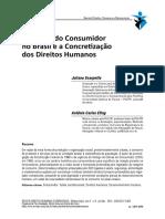 Artigo o Direito Do Consumidor No Brasil e Concretizacao Dos Direitos Humanos
