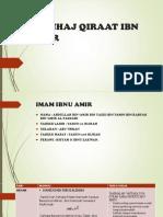 MANHAJ QIRAAT IBN AMIR.pptx