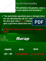 RURAP 2016