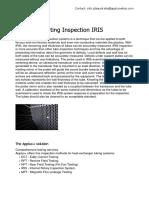 Internal Rotating Inspection IRIS,2