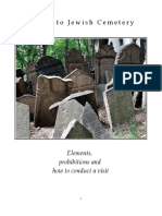 Guide to Jewish Cemetery
