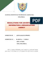 Ad Regulations